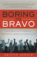 Boring to Bravo Book