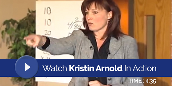 Kristin Arnold Conference Keynote Speaker