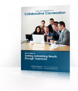 How to Engage in a Collaborative Conversation
