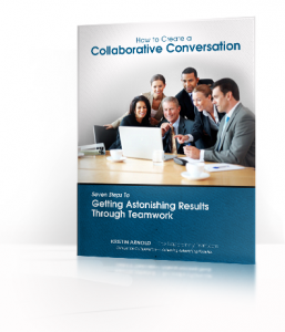 How to Engage in Collaborative Conversation